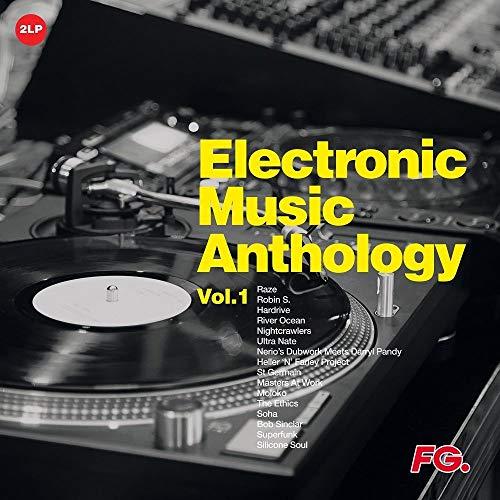 Electronic Music Anthology Vol 1 / Various [Disco de Vinil]