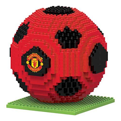 FOCO Manchester United F.C. BRXLZ Football 3D Building Set