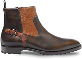 Best men in leather boots Reviews
