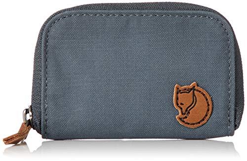 Fjällräven Zip Card Holder Mini-Brieftasche, Dusk, 10 x 7 x 1 cm