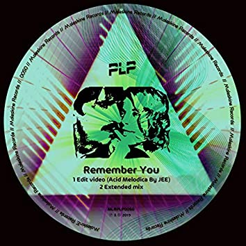 Remember You (feat. JEE)