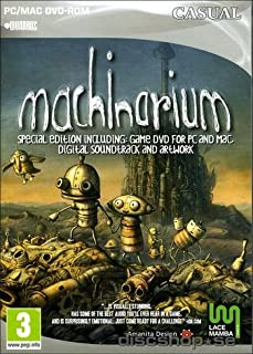 Machinarium Special Edition (PC/MAC) (UK IMPORT)