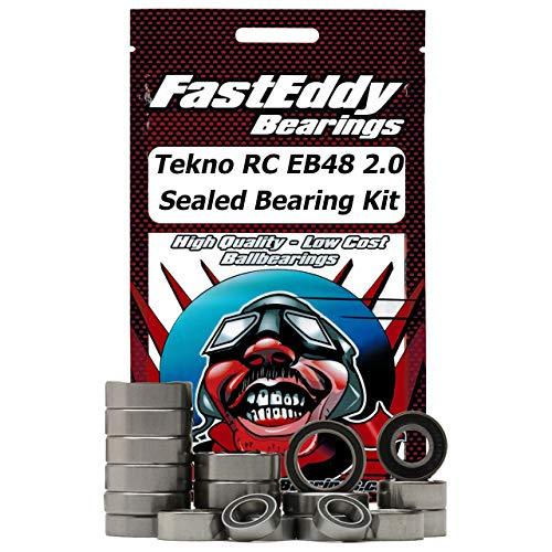 Tekno RC EB48 2.0 Sealed Bearing Kit -  FastEddy Bearings, https://www.fasteddybearings.com-6257