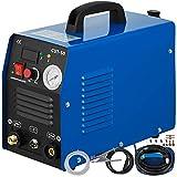 Olibelle Plasma Cutter 220V Machine de Découpage50A Coupeur de Plasma d'Air Plasma de Découpeuse pour Métal CUT-50