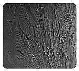WENKO Placa multiusos Pizarra, para cocinas de vidriocerámica, Vidrio endurecido, 56 x 0.5 x 50 cm,...