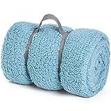 GONAAP Sherpa Baby Blankets Unisex for Boys, Girls, Kids, Toddler, Infant, Newborn, 30x40 inches, Fuzzy Warm Cozy Soft Blanket, Plush Microfiber Blanket for Crib Stroller Nap Lake