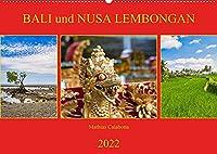 Bali und Nusa LembonganAT-Version (Wandkalender 2022 DIN A2 quer): Reiseimpressionen aus Bali und der Nachbarinsel Nusa Lembongan (Monatskalender, 14 Seiten )