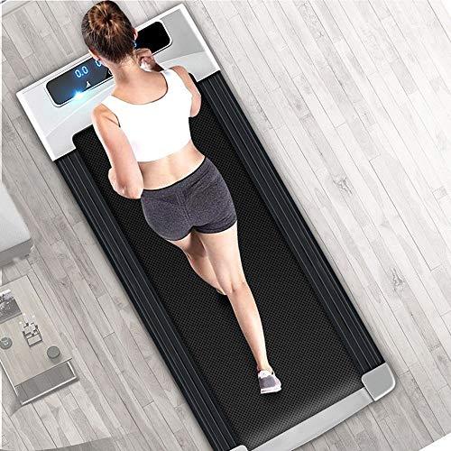 Buy SJXHDPP Yjyzdpbj Foldable Treadmill Walking Pad Smart Jogging Exercise Fitness Equipment,Low Noi...