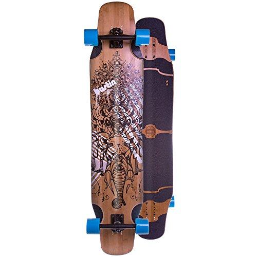 Bustin Boards Daenseu Bamboo X Longboard Komplett