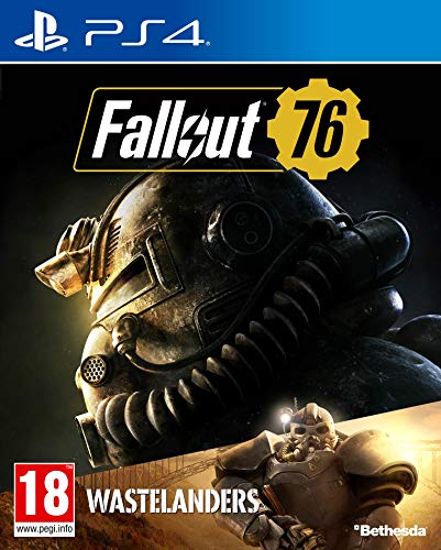 Fallout 76, Wastelanders, PlayStation 4