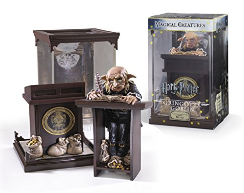 The Noble Collection Magische Kreaturen-Gringotts-Kobold
