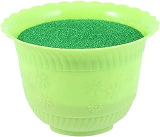 Healifty Pot de Fleur en Plastique 1pc Boue de Fleur avec Mousse Mousse Bloc de Mousse Artificielle Boue de Fleur Artifici...