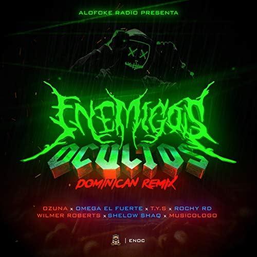 Ozuna, Omega & Alofoke Music feat. Wilmer Roberts, Shelow Shaq, Rochy RD, Musicologo & T.y.s