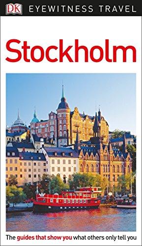 DK Eyewitness Stockholm (Travel Guide)