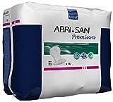 Abena Abri-San premium, diseño con la forma de Pad