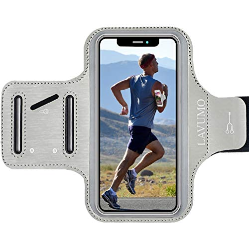 Brazalete deportivo para Samsung Note 10 8 9 Plus A70 A71 A11 S20 Ultra brazo para móvil Oneplus 7t G8 Plus Honor 8X 9X Redmi Note 8 Pro Infinix Note 7 Running Soporte de teléfono móvil