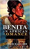 benita an african romance illustrated (English Edition)