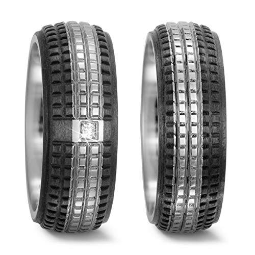 Titanfactory 52503 - Alianzas de titanio con carbono y diama