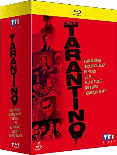 Quentin Tarantino-Coffret 7 Films [Blu-Ray]