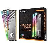 Gigabyte GP-AR32C16S8K2HU416R Module de mémoire 16 Go DDR4 3200 MHz - Modules de mémoire (16 Go, 2 x 8 Go, DDR4, 3200 MHz,...