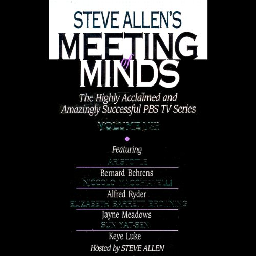 Meeting of Minds, Volume VIII audiobook cover art