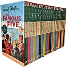 enid blyton family adventure series