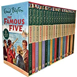 Purchase The Famous Five on Amazon