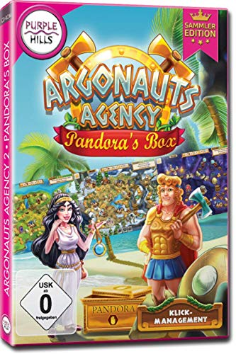 Argonauts Agency 2 - Pandora`s Box - Sammler-Edition