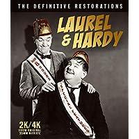 Laurel & Hardy: The Definitive Restorations on Blu-ray
