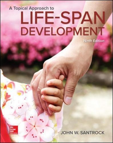 lifespan development 9th edition - 1