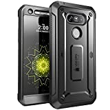 SUPCASE LG G5 Case, Full-body Rugged Holster Case with