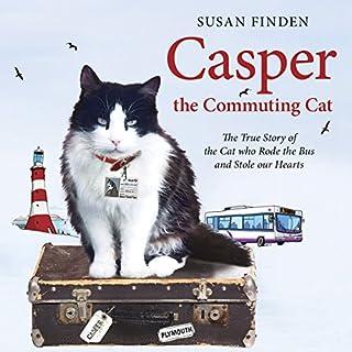 Casper the Commuting Cat cover art