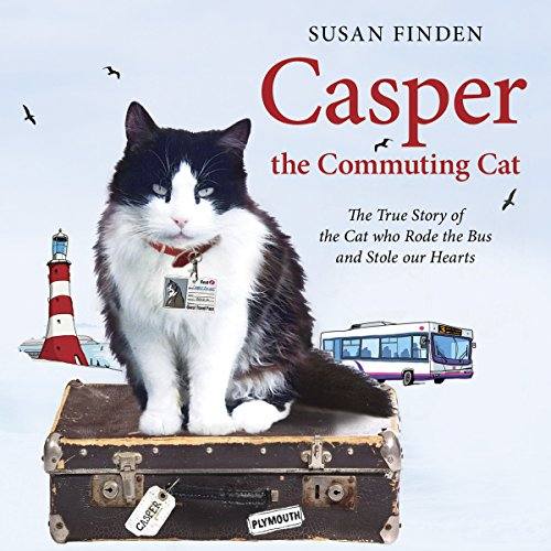 Casper the Commuting Cat cover art