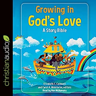 Growing in God's Love cover art