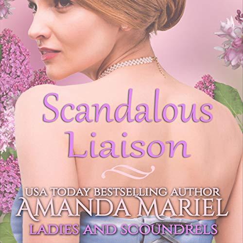 Scandalous Liaison audiobook cover art