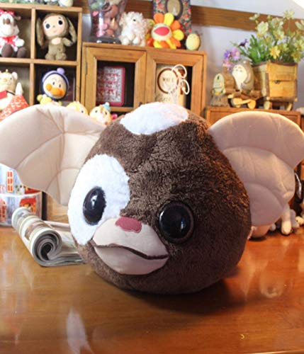 EREL Kreative Spielzeug Gremlins Gizmo Plüschtier Tooled Toys Puppe Puppe Weiches Kissen EIN Geburtstagsgeschenk for Sie Kind 50cm dedu