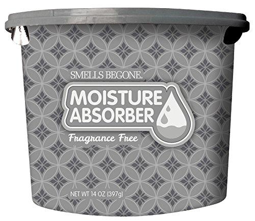 Great Deal! Smells Begone Odor Eliminator & Moisture Absorber - Absorbs Moisture in Closets, Basemen...
