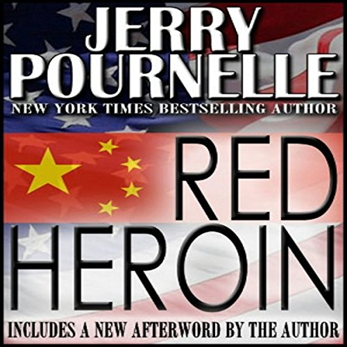 Red Heroin audiobook cover art