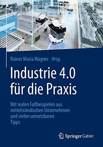 Industrie 4.0 für die Praxis: Mit realen Fallbeispielen aus mittelständischen Unternehmen und vielen umsetzbaren Tipps