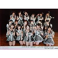 岩立沙穂 生写真 2019年2月10日 高橋朱里 チームB シアターの女神 13:00公演 生誕祭 AKB48 グッズ