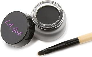 L. A. Girl Gel Liner Kit, Very Black
