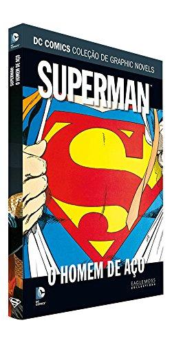DC Graphic Novels. Superman. O Homem de Aço