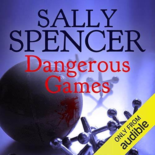 Dangerous Games: Inspector Woodend, Book 17