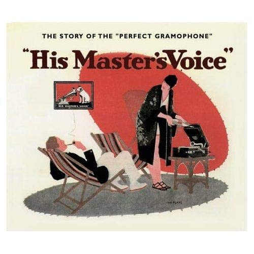 The Perfect Portable Gramophone - His Master's Voice