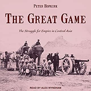 The Great Game cover art