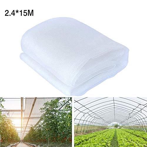 Hete-supply Tuin Netting Vogelnet, UV-Proof Beschermend Net voor Bescherming Plantaardige Bloemenplanten Fruitbomen, Tuin Bescherm Mesh