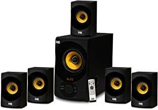 Best Acoustic Audio AA5170 Home Theater 5.1 Bluetooth Speaker System 700W with Powered Sub Review