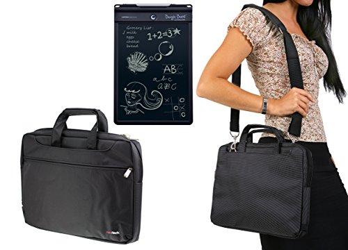 Navitech Schwarz Tragbarer Grafiktablett Tasche Schutz hulle fur den Boogie Board 105 Inch
