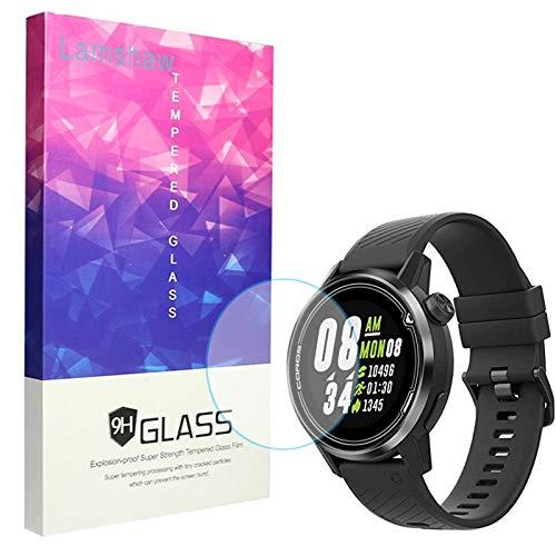 LvBU Displayschutzfolie Kompatibel Für COROS APEX, 9H Härte Panzerglas Schutzfolie für COROS APEX GPS Watch (46mm case-3 Pack)