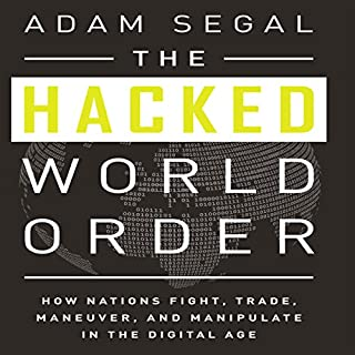 The Hacked World Order cover art